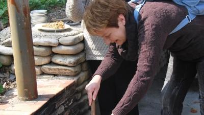 Приготовление чурчхелы