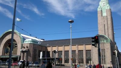 Великаны железнодорожного вокзала