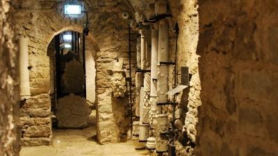 Тюремный ход XVII века