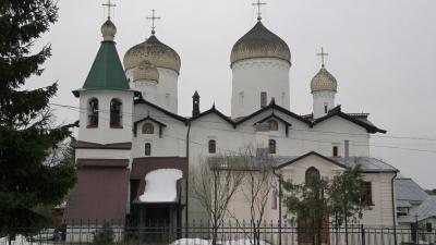 Церковь Апостола Филиппа и Николая-Чудотворца