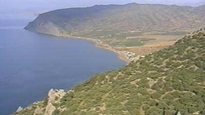 Вид на Кутлакскую бухту
