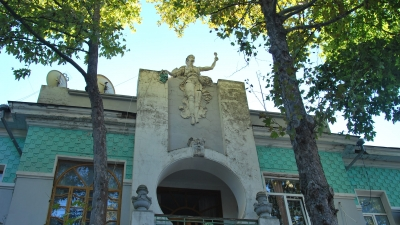 Дом купца Нашхунова