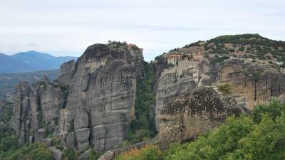 Монастыри Метеора и Варлаама
