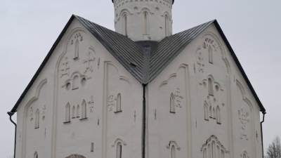 Церковь Спаса Преображения с фресками Феофана Грека