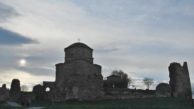 Контуры храма