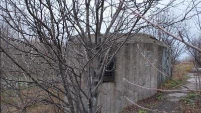 Вентиляционная шахта в центральной части бастиона