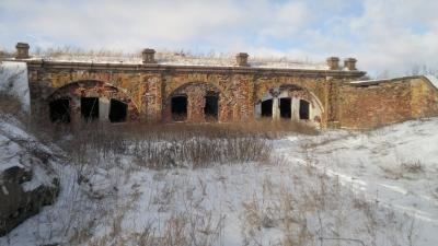 Казарма форта