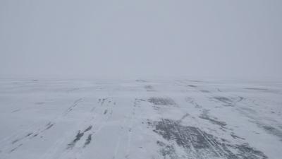 Направление на северный берег залива