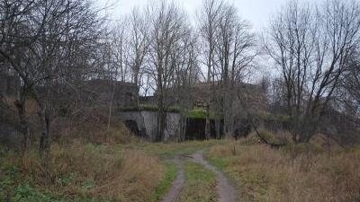 Командный бункер