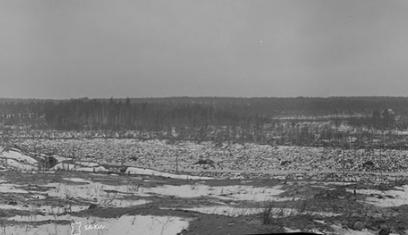 "Вид на озеро Желанное с ДОТа ""Миллионник"" (Sj5). Финская хроника"