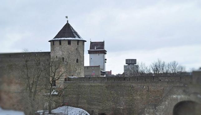 Западные крепости русских земель