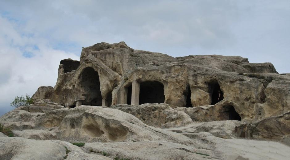 Храм с кессонами