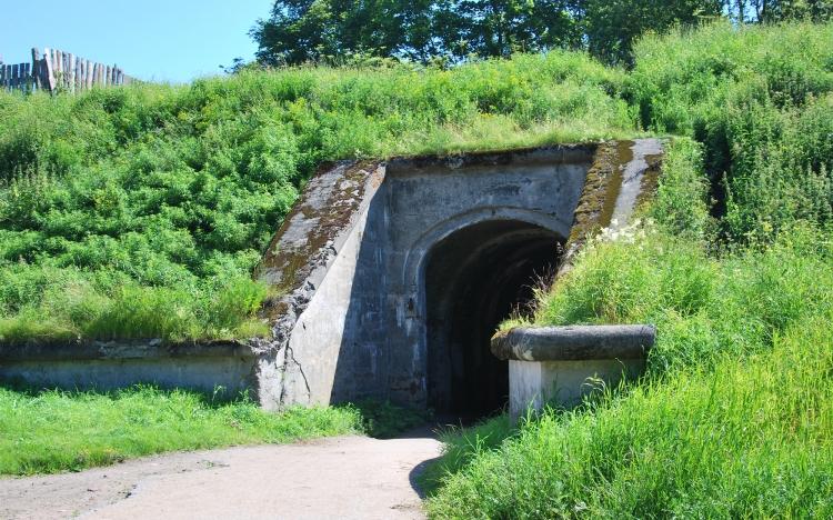 Дорога к форту РИФ