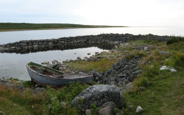 Первая Российская каменная гавань