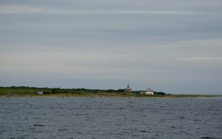 Восточная оконечность заяцкого острова